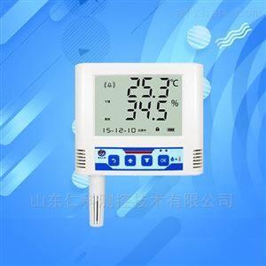 温湿度记录仪传感器 POE以太网型RJ45网口