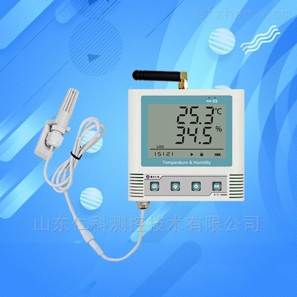 建大仁科GPRS无线远程温湿度记录仪高精度