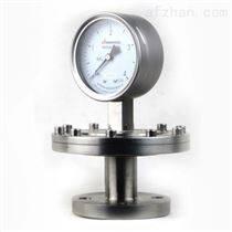 不锈钢双针压力表