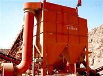 碎石厂布袋除尘器的工作原理及结构特点
