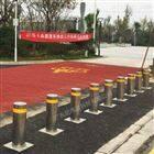 NGM防暴升降式全自動護柱 液壓不銹鋼止車樁