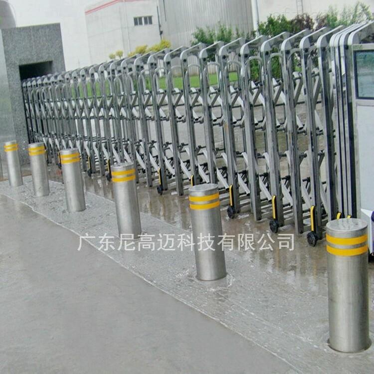 全自动止车伸缩液压柱 防撞路桩厂家