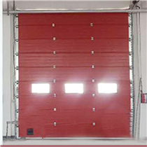 消防大隊應安裝什么車庫門?
