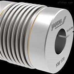 KM20  MB - 064 07709JAKOB Antriebstechnik的金属波纹管联轴器