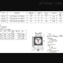 M397036日本 品川 流量计 型号:CDH15-DC-1C-M