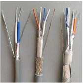 通讯电缆RS485-2*18AWG屏蔽电缆
