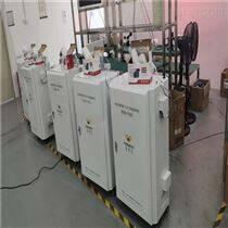 清遠重污染工業區VOC在線監測