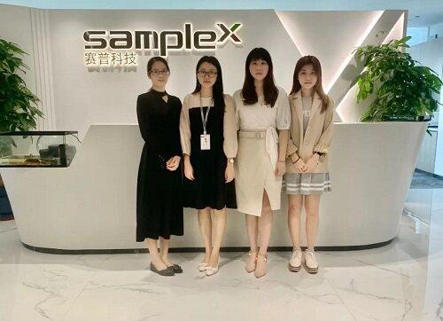 广东安防协会走访理事单位广州市赛普电子科技有限公司