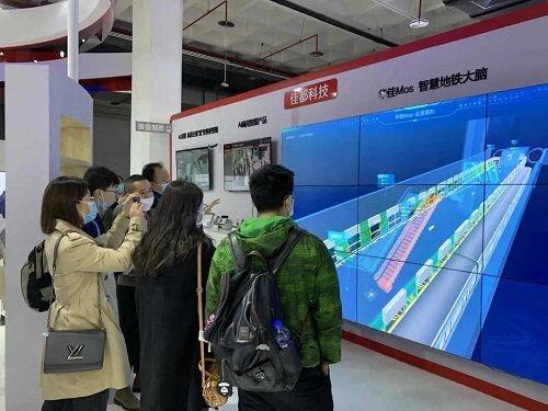 佳都科技亮相2020中国国际城市轨道交通展览会 以AI赋能智慧轨道交通建设
