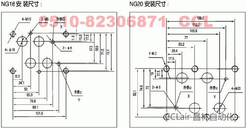 34GDYZ-H16B-TZZ   34GDYH-H20B-TZZ  防爆电液换向阀