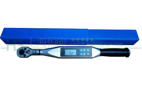 SGSX数显直柄扭力扳手图片       配棘轮头