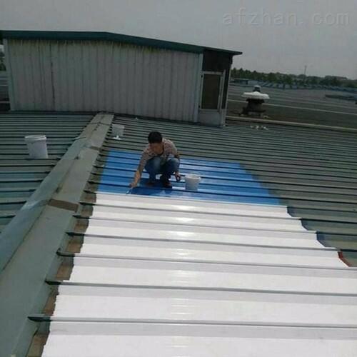 河热镀锌彩钢瓦翻新漆质检施工
