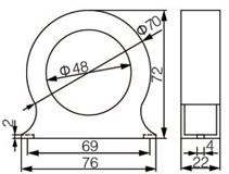 安科瑞ARD3系列智能电动机保护器示例图10