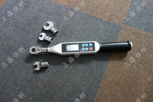 扭矩显示的扭力扳手工具图片(可配棘轮头)