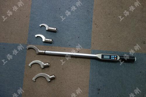 建筑扣件检验扭力扳手图片    (勾头)
