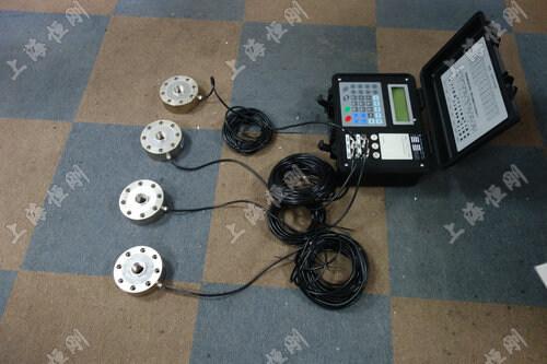 便携式多通道测力仪