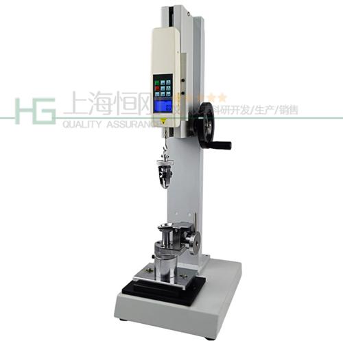 纽扣测试仪     可配置SGHF数显推拉力计