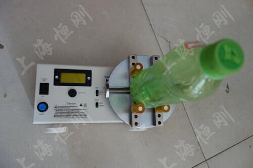 瓶盖扭矩校准设备图片