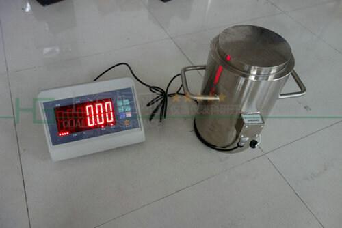 信号输出柱式压力计