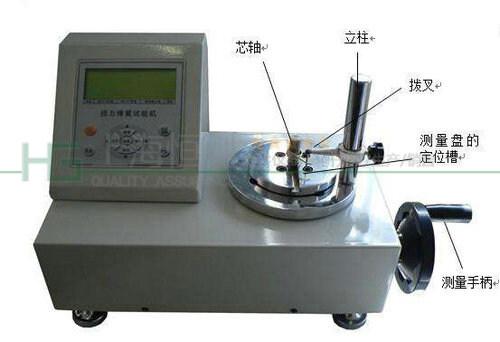 弹簧扭力检测机