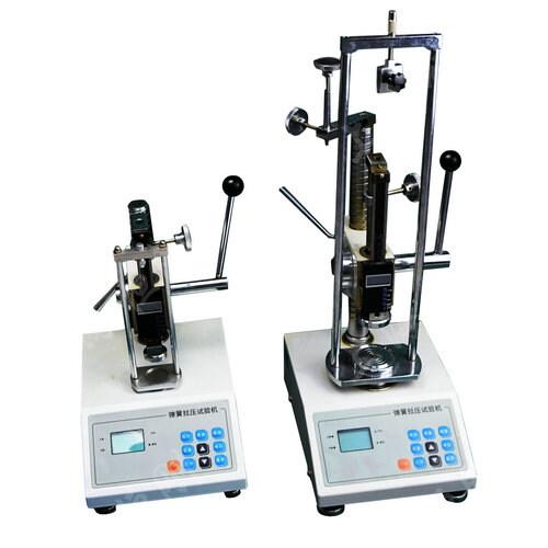 手动式小力值弹簧拉压试验机图片