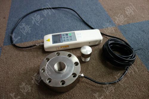 手持式电子测力计图片   轮辐式