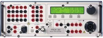 <strong><strong>FREJA300S三相继电保护测试仪</strong></strong>