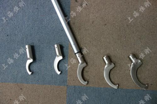 SGSX钩型圆螺母扭力扳手图片