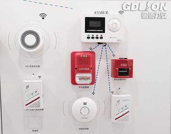 工厂企业、仓储智慧消防监控管理系统