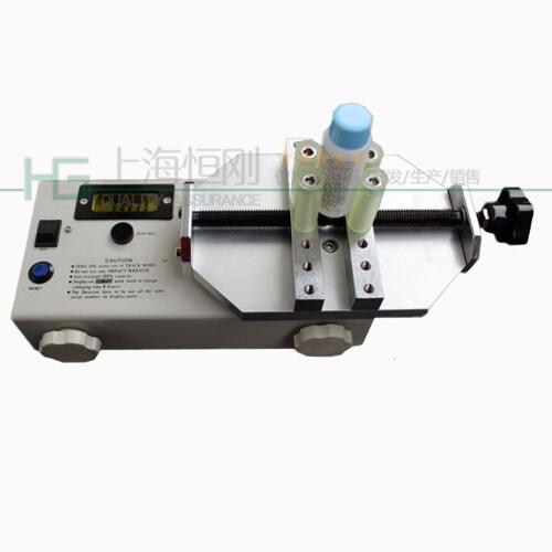 唇膏管体旋出扭力测量仪