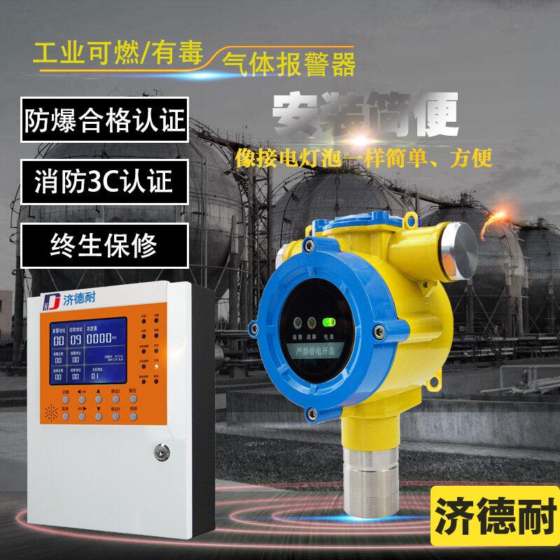 <strong>炼铁厂车间氢气浓度报警器</strong>