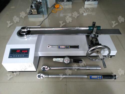 SGNJD型号的力矩扳手检验仪