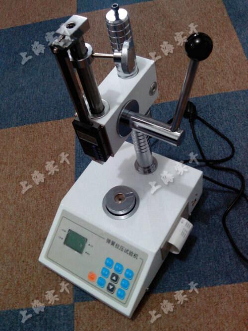 數顯彈簧拉壓試驗機圖片
