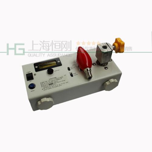 灯泡灯头扭力测试仪