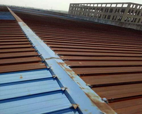 彩钢瓦屋顶翻新